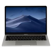 "Apple MacBook Pro with Touch Bar MUHQ2LL/A Mid 2019 13.3"" Laptop Computer - Silver"
