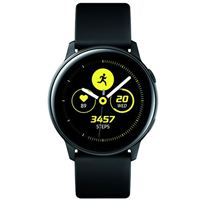Samsung Galaxy Active2 44mm Aluminum Smartwatch - Aqua Black