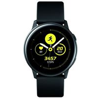 Samsung Galaxy Active2 40mm Aluminum Smartwatch - Black