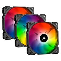 Corsair SP120 RGB Pro 120mm Fan Kit - Triple Pack
