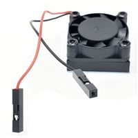 Micro Connectors CPU Cooling Fan for Raspberry Pi