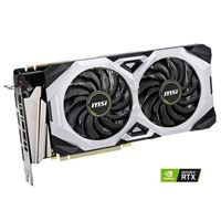 MSI Super Ventus GeForce RTX 2070 Super Overclocked Dual-Fan 8GB GDDR6 PCIe Video Card