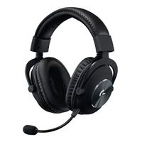 Logitech G Pro Wired Gaming Headset - Black