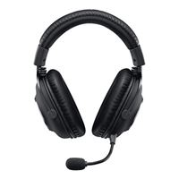 Logitech G G Pro X Gaming Headset with Blue VO!CE technology