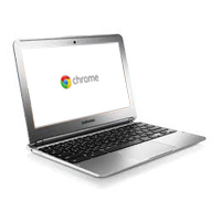"Samsung Chromebook XE303C12-68862 11.6"" Laptop Computer Refurbished - Silver"