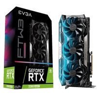 EVGA FTW3 Ultra Gaming GeForce RTX 2080 Super Overclocked Triple-Fan 8GB GDDR6 PCIe Video Card