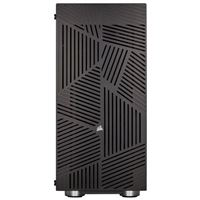 Corsair 275R Airflow Tempered Glass ATX Mid-Tower Computer Case - Black