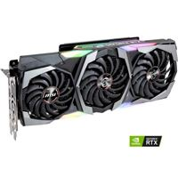 MSI GeForce RTX 2080 Super Gaming X Trio Overclocked Triple-Fan 8GB GDDR6 PCIe 3.0 Video Card