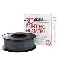 Polymaker 1.75mm Gray TPU 3D Printer Filament - 1kg Spool (2.2 lbs)