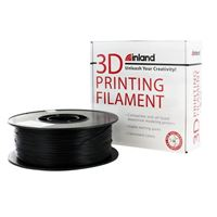 Polymaker 1.75mm Black TPU 3D Printer Filament - 1kg Spool (2.2 lbs)