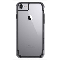 Griffin Survivor Clear Case for iPhone 8/7/6s/6 - Black/ Clear