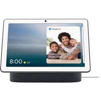 Google Nest Hub Max with Google Assistant - Charcoal