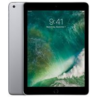 "Apple iPad 5 - Space Gray (Early 2017) 9.7"" 2048 x 1536 IPS Display"