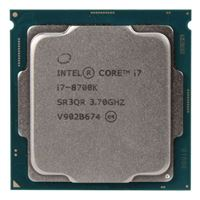 Intel Core i7-8700K Coffee Lake 3.7GHz LGA 1151 OEM Processor