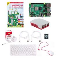 Raspberry Pi 4 Model B Official Desktop Kit