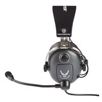 Thrustmaster T.Flight Wired Gaming Headset (U.S. Air Force Edition) w/ On-ear Volume Control