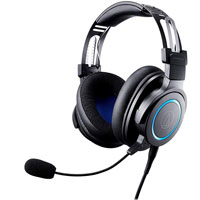 Audio-Technica ATH-G1 Premium Gaming Headset - Black