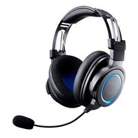 Audio-Technica Wireless Gaming Headset - Black