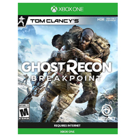 Ubisoft Tom Clancy's Ghost Recon Breakpoint (Xbox One)