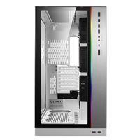 Lian Li O11 Dynamic XL ROG eATX Mid-Tower Computer Case - White