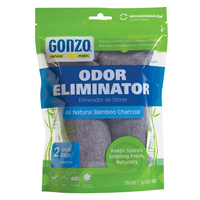 Weiman Bamboo Charcoal Odor Eliminator 2 small bags