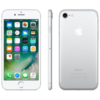 Apple iPhone 7 Unlocked 4G LTE - Silver (Refurbished) Smartphone