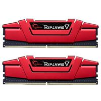 G.Skill Ripjaw V 32GB 2 x 16GB DDR4-3600 PC4-28800 CL19 Dual Channel Desktop Memory Kit F4-3600C19D-32GVRB - Red
