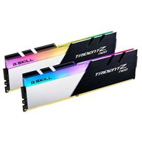 G.Skill Trident Z Neo Series RGB 16GB 2 x 8GB DDR4-3600 PC4-28800 CL16 Dual Channel Memory Kit F4-3600C16D-16GTZNC - Black