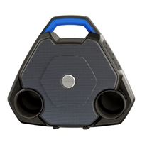 ION Audio Party Float Bluetooth Speaker