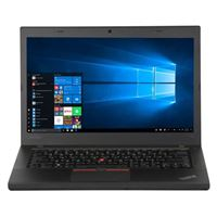 "Lenovo ThinkPad T460 14"" Laptop Computer Refurbished - Black"