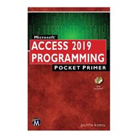 Stylus Publishing MICROSOFT ACCESS 2019