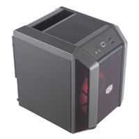 Cooler Master MasterCase H100 Mini-ITX Mini Tower Computer Case - Black