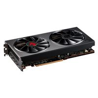PowerColor Red Dragon Radeon RX 5700 Overclocked Dual-Fan 8GB GDDR6 PCIe 4.0 Video Card