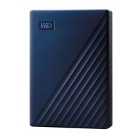 WD 5TB My Passport for Mac Portable External Hard Drive -...