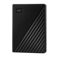 "WD My Passport 5TB USB 3.2 (Gen 1 Type-A) 2.5"" Portable..."