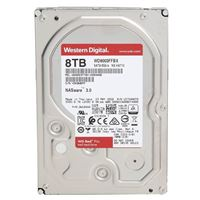 "Western Digital Red Pro 8TB 7200RPM SATA III 6Gb/s 3.5"" Internal NAS..."