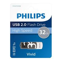 Emtec International Phillips 32GB Vivid Edition USB 2.0 Flash Drive