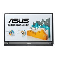 "ASUS MB16AMT 15.6"" 1920 x 1080 60Hz micro-HDMI Touch Screen LED Monitor"