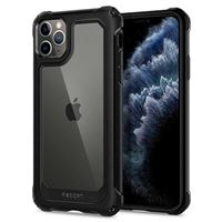 Spigen Gauntlet Case for iPhone 11 Pro Max - Carbon Black