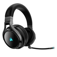 Corsair Virtuoso RGB Wireless Gaming Headset - Black