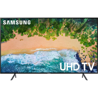 "Samsung UN75NU6900 75"" Class (74.5"" Diag.) 4k Ultra HD Smart LED TV"