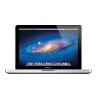 "Apple MacBook Pro MD101LL/A-8 Mid 2012 13.3"" Laptop Computer Refurbished - Silver"