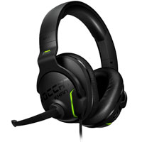 ROCCAT Khan Aimo RGB Surround Sound Gaming Headset - Black