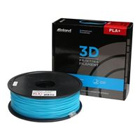 Inland 1.75mm Light Blue PLA+ 3D Printer Filament - 1kg Spool (2.2 lbs)