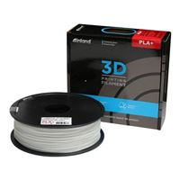 Inland 1.75mm Luminous Blue PLA+ 3D Printer Filament - 1kg Spool (2.2 lbs)
