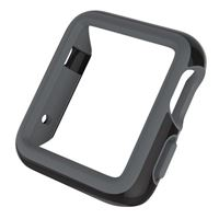Speck Products Bumper for Apple Watch 38mm - Black/ Slate Gray