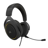 Corsair HS60 Pro Surround Gaming Headset - Yellow