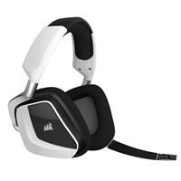 Corsair Gaming Void RGB Elite Wireless Gaming Headset - White