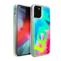 Laut Liquid Case for iPhone 11 - Love Neon