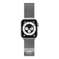 Laut 38mm Steel Loop Watch Strap for Apple Watch - Silver